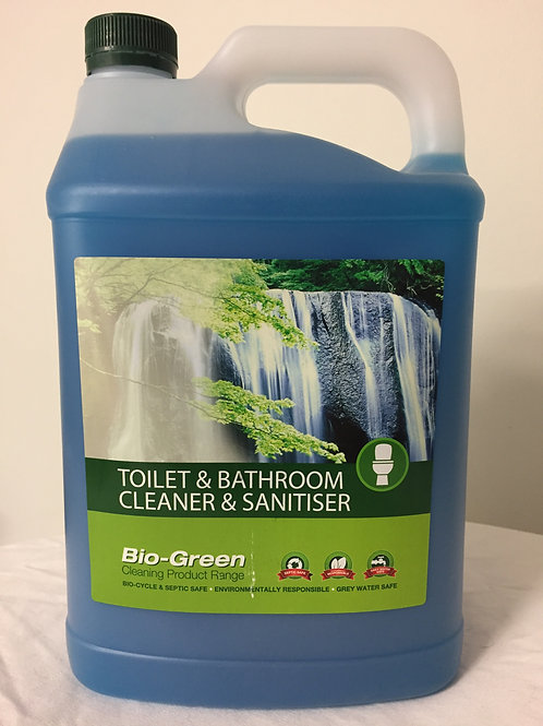 Bio-Green Toilet & Bathroom Cleaner/Sanitiser