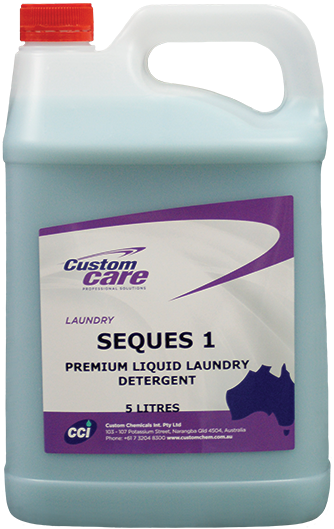 Seques 1 - Liquid Laundry Detergent