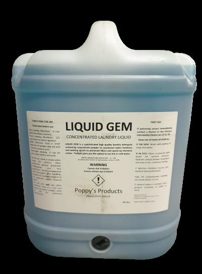 Liquid Gem (Twighlight) Laundry Detergent