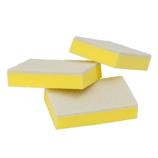Light Duty Sponge Scourer 10 Pack