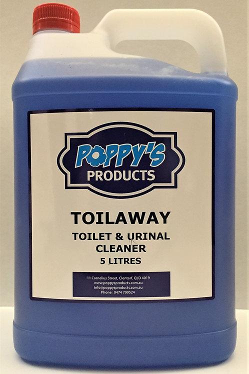 Toilaway Toilet & Urinal Cleaner