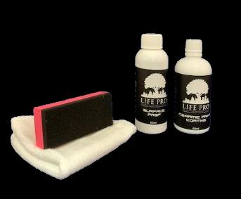 Life Pro Ceramic Paint Pack
