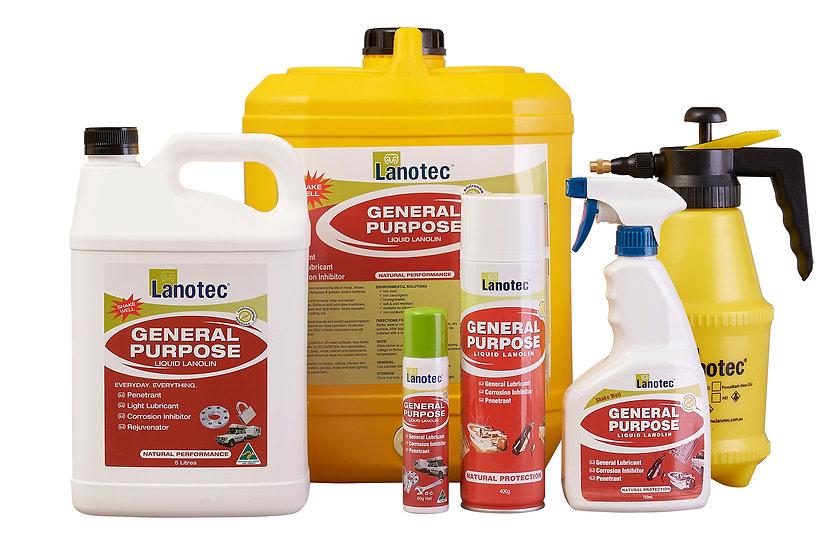 Lanotec General Purpose Liquid Lanolin