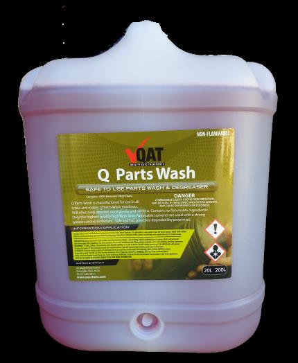 Q Parts Wash
