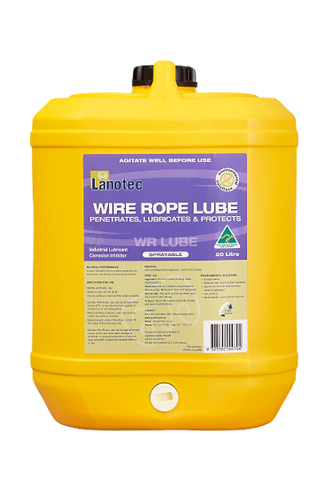 Lanotec Wire Rope Lubricant