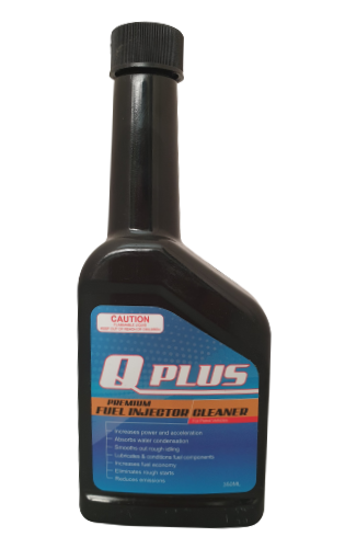 Q Plus Petrol Injection Cleaner