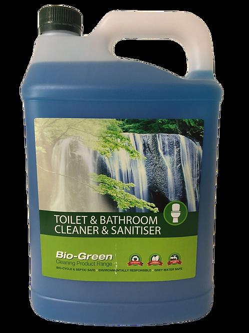 Bio-Green Toilet & Bathroom Cleaner/Sanitiser