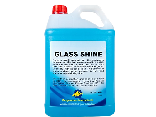 Glass Shine