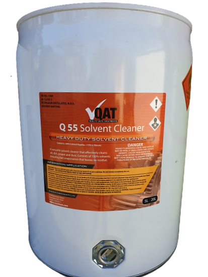 Q55 HD Solvent