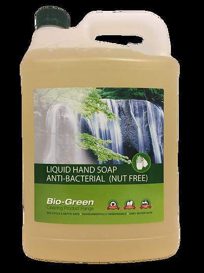 Bio-Green Anti-Bacterial Liquid Hand Soap
