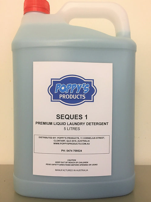 Seques 1 - Liquid Laundry Detergent