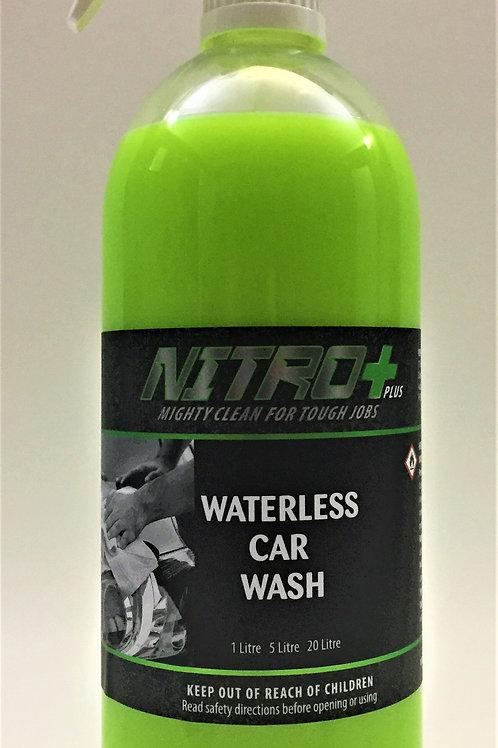 Nitro+ Waterless Car Wash