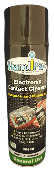 Handipac Electronic Contact Cleaner