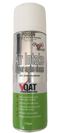 Air Intake & Upper Engine Cleaner