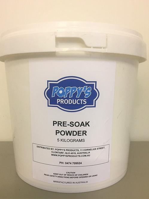 Pre-Soak Powder