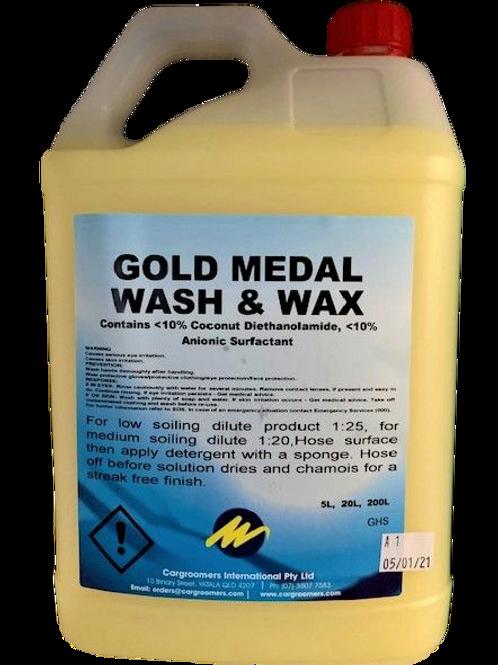 Gold Medal Wash & Wax