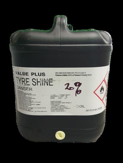 Value Plus Silicone Tyre Shine