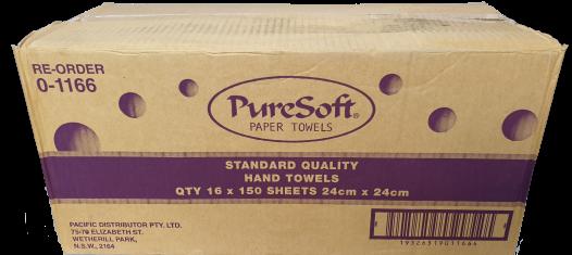 ABC Puresoft Hand Towel Interleaved