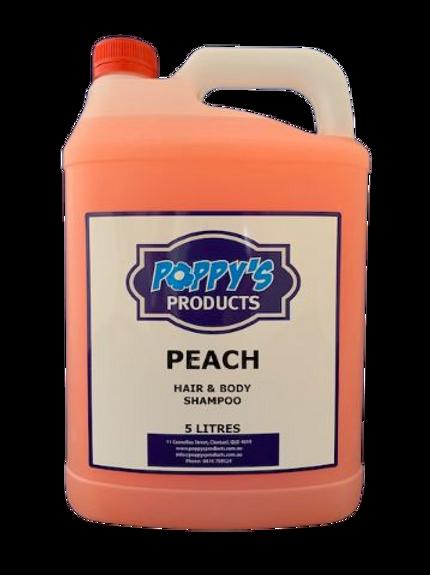 Peach Hair & Body Shampoo