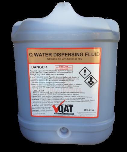 Water Dispersing Fluid