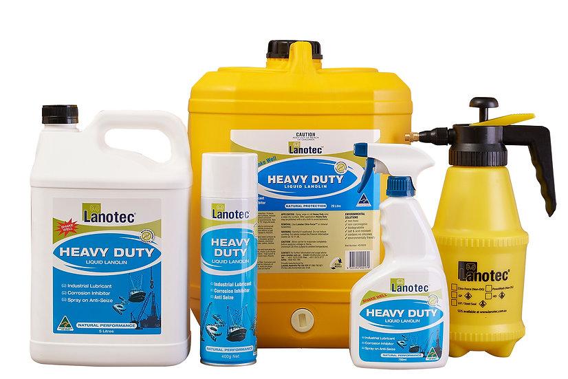 Lanotec Heavy Duty Liquid Lanolin