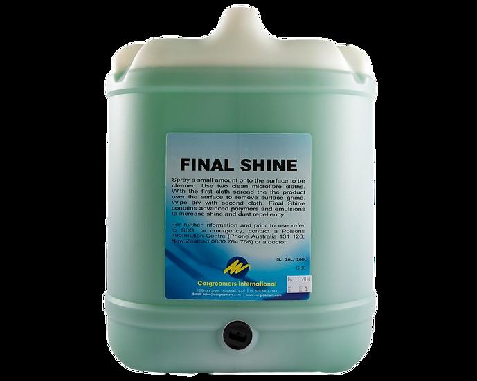 Final Shine