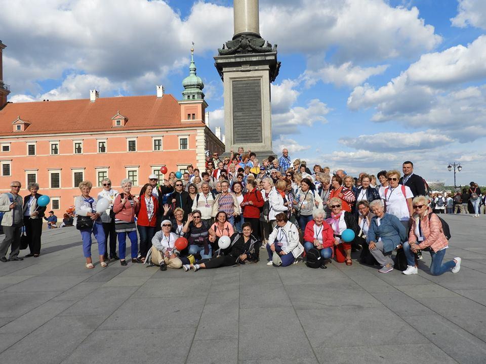 Warszawa z Seniorami UTW