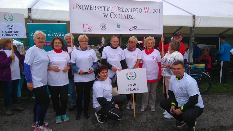 Olimpiada UTW w Łazach