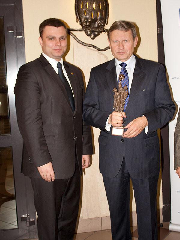 Spotkanie z prof. Leszkiem Balcerowiczem