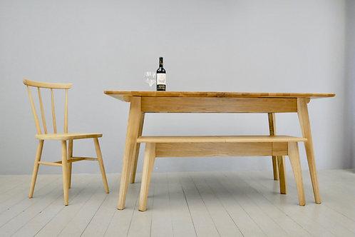 Morlaix Oak Dining Table