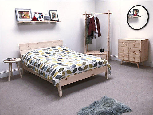 Scandi Bed - Shown in Double