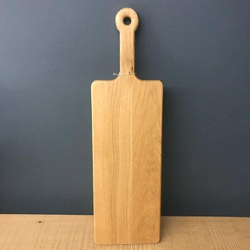 Oak Paddle Chopping Board