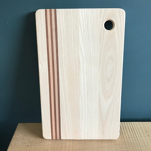 Oak, Cherry & Mahogany Chopping Board