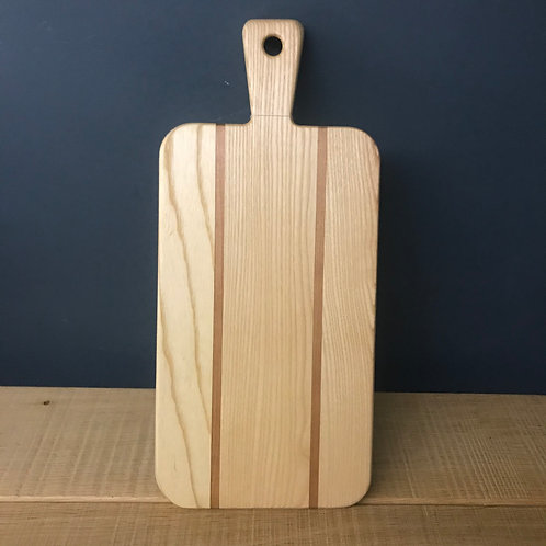 Sycamore & Cherry Chopping Board