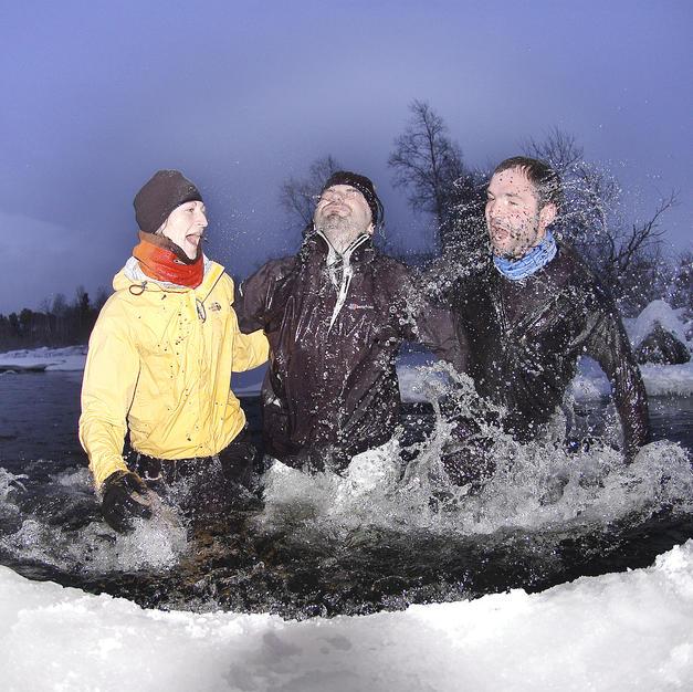 Lau, Ian, Ollie Immersion Training Geilo