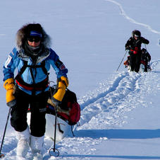 Uphill Climb Ellesmere