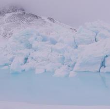 Melting Ice - Dobbin Bay