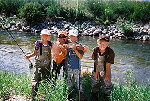 Joey's Fly Fishing Foundation - About Us