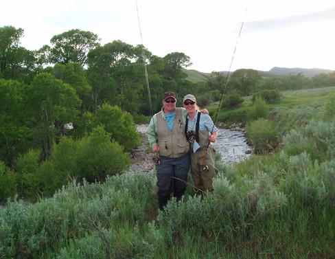 Cheryl & Tina 2012 - Steady Stream Hydro