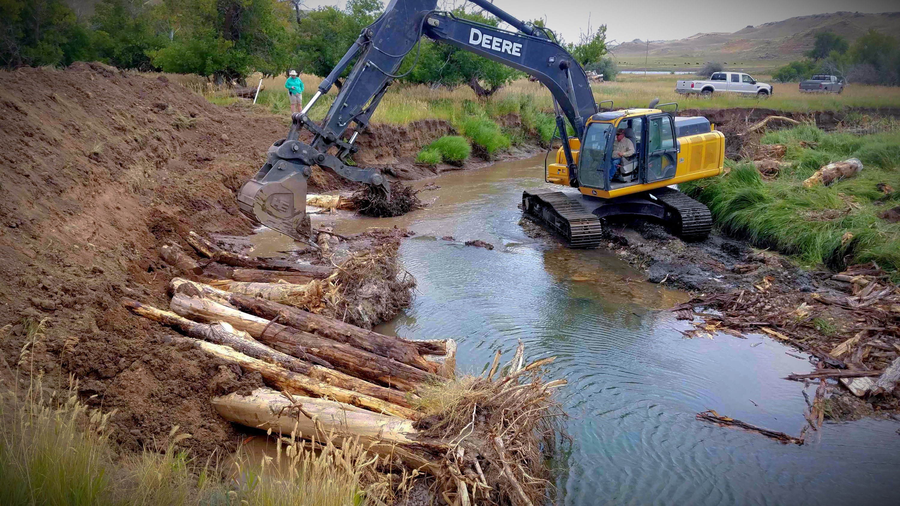 Natural Channel Design - Steady Stream H