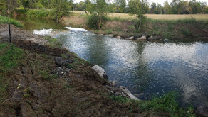 BIG GOOSE CREEK, SHERIDAN, WY STEADY STREAM HYDROLOGY