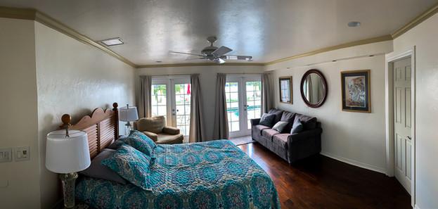 Grace River Island Resort - Master Bedro
