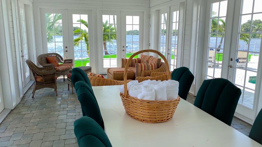 Grace River Island Resort - Sunroom-2.jp