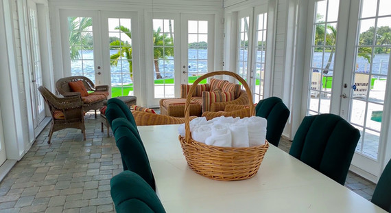 Grace River Island Resort - Sunroom-2.jp