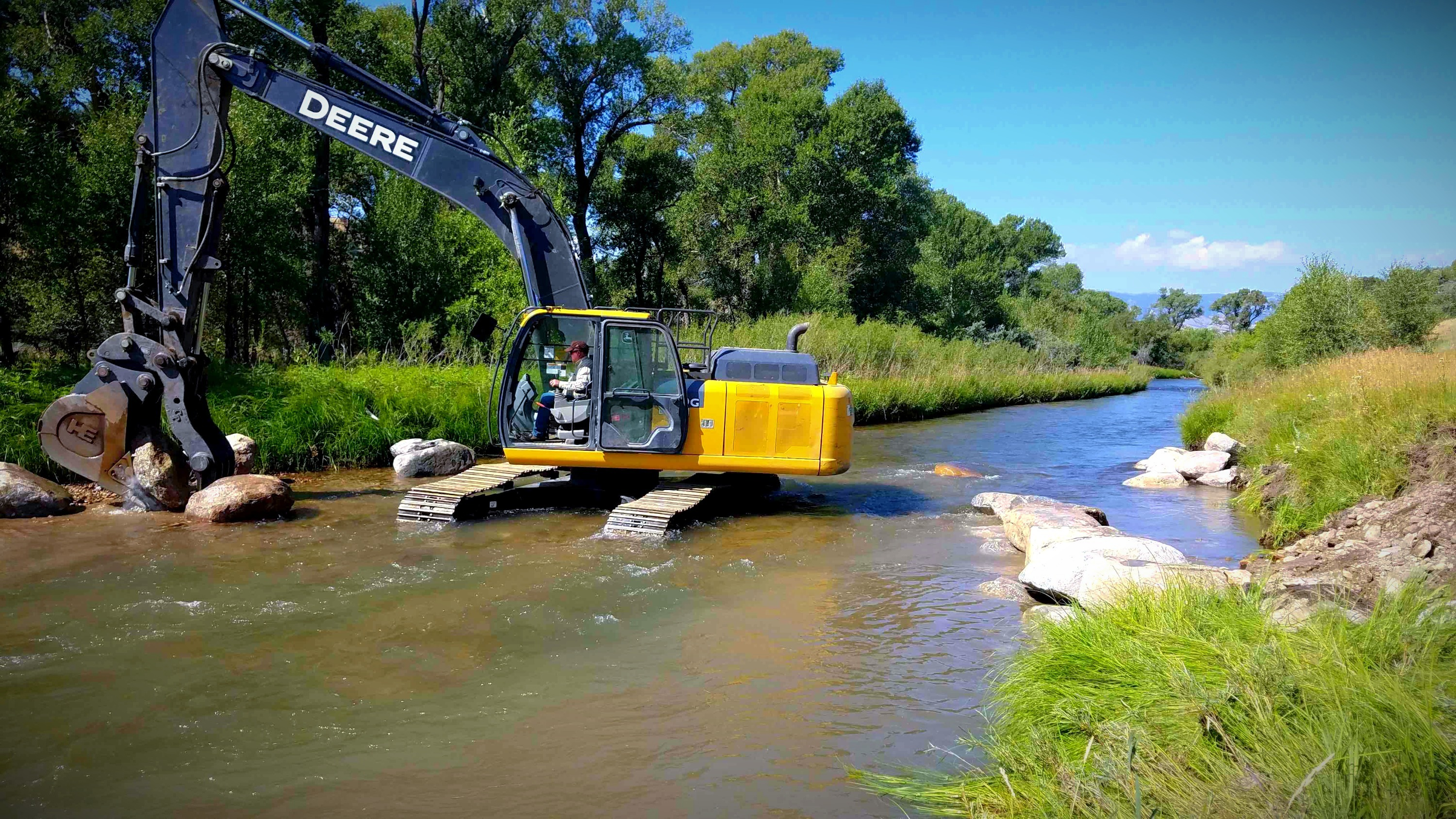 Projects - Steady Stream Hydrology