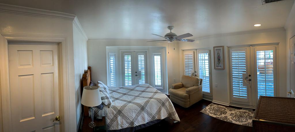 Grace River Island Resort - Sunroom Bedr