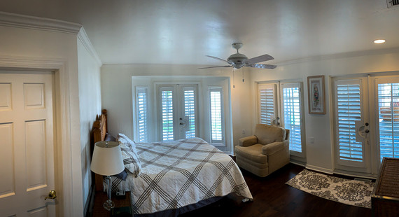 Grace River Island Resort - Sunroom Bedr
