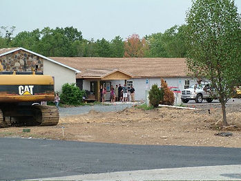 Valley View Community Church - construct