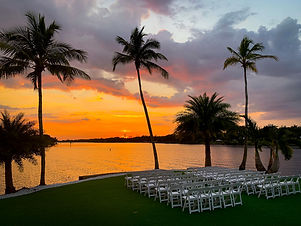 Grace River Island Resort - Wedding Suns