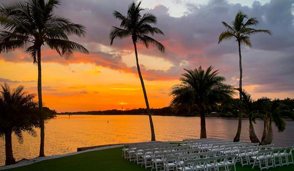 Grace River Island Resort - Wedding Suns